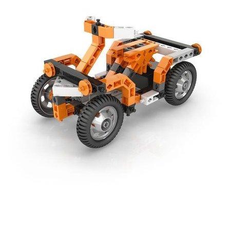 Engino Inventor 50 gemotoriseerde modellen