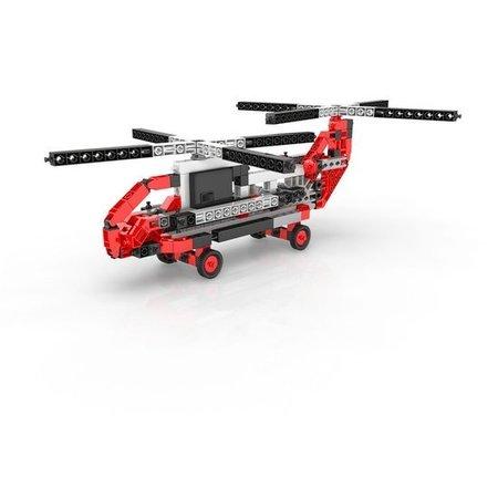 Engino Inventor 90 gemotoriseerde modellen