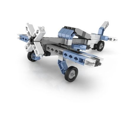 Engino Inventor 12 modellen vliegtuigen