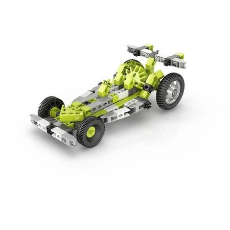 Engino Inventor 16 modellen auto's