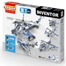 Inventor 16 modellen vliegtuigen