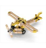 Engino ECO vliegtuigen 3 modellen