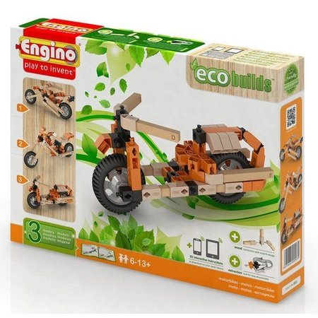 Engino ECO motoren 3 modellen
