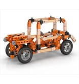 Engino ECO offroad auto's 3 modellen