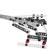 Meccano Junior Toolbox 150 Meccano onderdelen