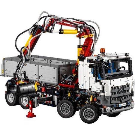Lego Technic Mercedes-Benz Acros 4243 - 42043