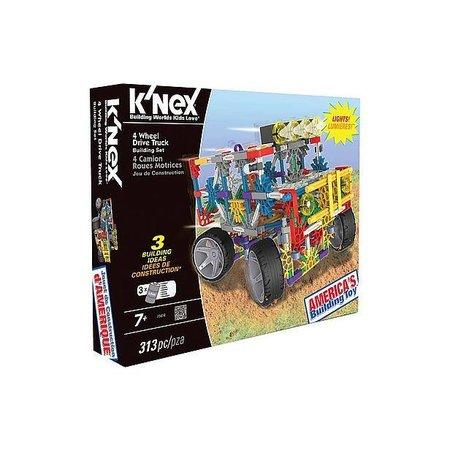 K'NEX Bouwset Transport truck met 313 onderdelen