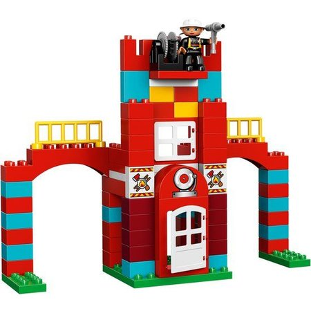 Lego Duplo Brandweerkazerne 10593