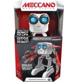Meccano Micronoid Robot Rood