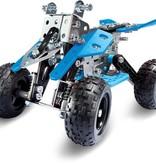 Meccano Bouwset ATV 230+ all terain vehicle 15 modellen