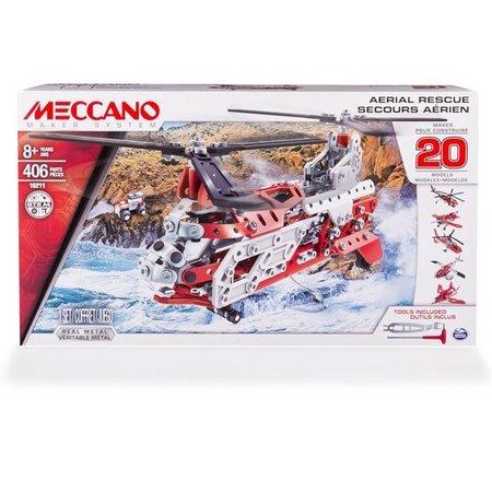 Meccano Bouwset Helikopter 20 modellen