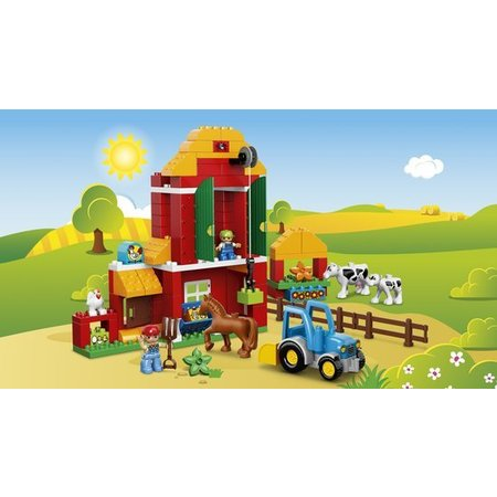 Lego Duplo Grote Boerderij 10525