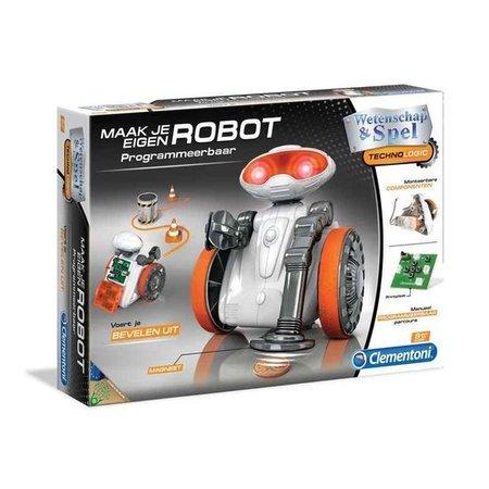Clementoni Programmeerbare Robot techologic