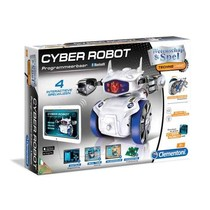 Bouwset Cyber robot met bluetooth