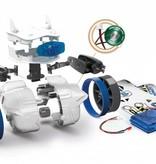 Clementoni Bouwset Cyber robot met bluetooth
