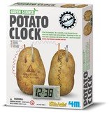 4M Kidzlabs Green Science Potato Clock