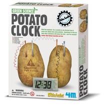 Kidzlabs Green Science Potato Clock