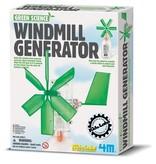 4M Kidzlabs Green Science Windmolen generator