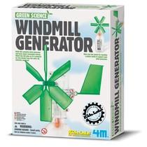Kidzlabs Green Science Windmolen generator