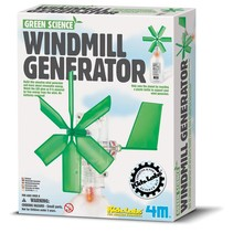 Kidzlabs Green Science Windmolen generator