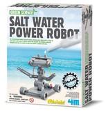 4M Kidzlabs Green Science Zout water Robot
