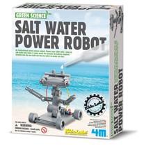 Kidzlabs Green Science Zout water Robot