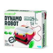 Kidzlabs Green Science Dynamo Robot