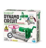 4M Kidzlabs Green Science Dynamo Circuitboard bouwset