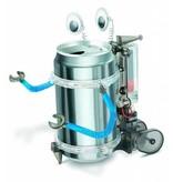 4M Fun Mechanics Robot uit blik
