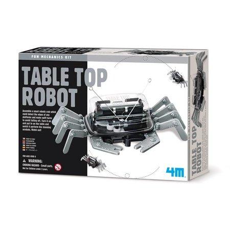 4M Fun Mechanics Tafelblad robot