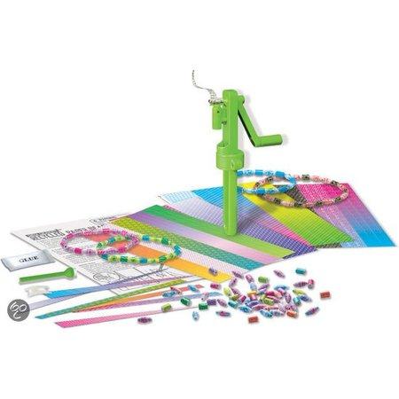 4M Green creativity gerecycleerde papieren kralenketting
