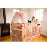 Fantasy Fort Home, 34 delig bouwpakket