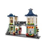 Lego Creator Winkel & supermarkt 31036