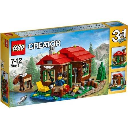 Lego Creator Huisje aan het meer 31048