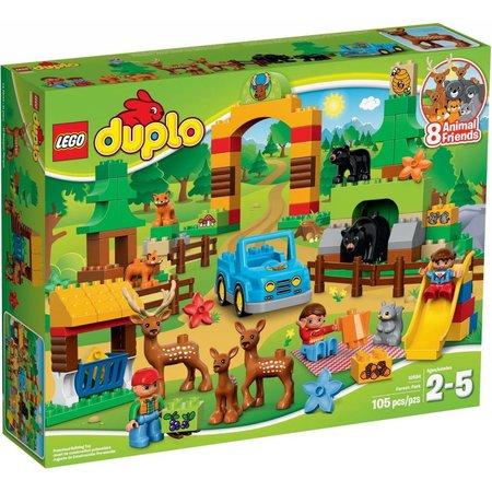 Lego Duplo Het Grote Bos 10584