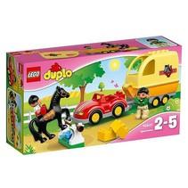 Paard trailer