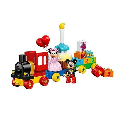 Lego Duplo Mickey & Minnie parade 10597