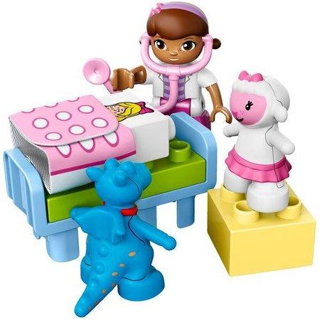 Lego Duplo Doc Mc Stuffins Kliniek 10606