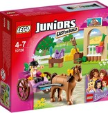 Lego Juniors Stephanie's Koets 10726