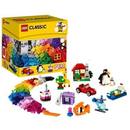 Lego Juniors Classic creative bouwset 10695