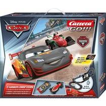 Carrera GO Racebaan Carbon Drifters 62385