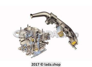 A3. Sistema de abastecimento de ar/combustível