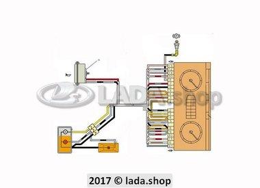 K3. Señales, Instrumentos, Interruptores y relé