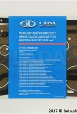 LADA 21213-1002064-86, Motorreparatie pakkingen kit