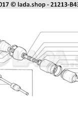 LADA 21213-2215030, Outer joint boot