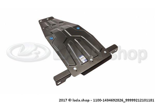 LADA 99999-2121111-82, Crankcase guard LADA 4x4
