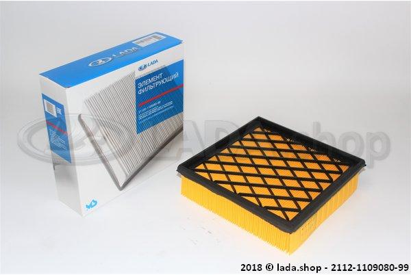 LADA 2112-1109080-02, Filtro aire