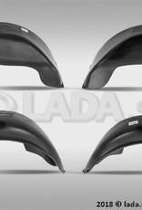 LADA 99999-212101616, juego de forros de arco de rueda LADA 4x4