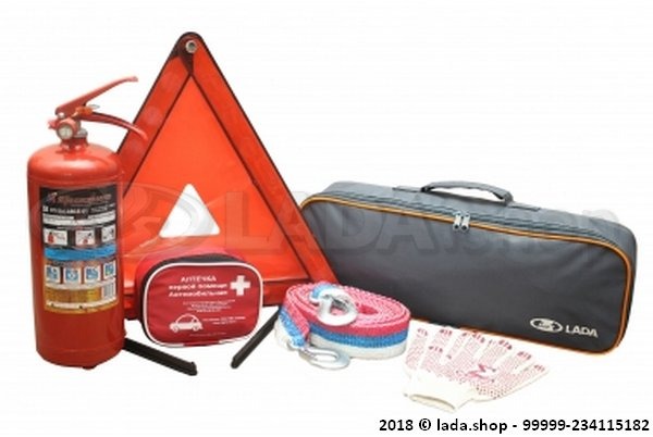 "LADA 99999-234115182, Conjunto de motorista ""Standard"""