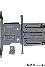 LADA 99999-212191182, Bescherming van carter. versnellingsbak en RK LADA 4x4